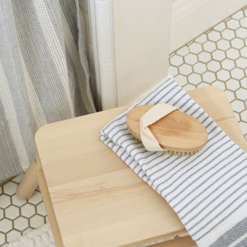 A Quick & Easy Bathroom Refresh with Organization Ideas