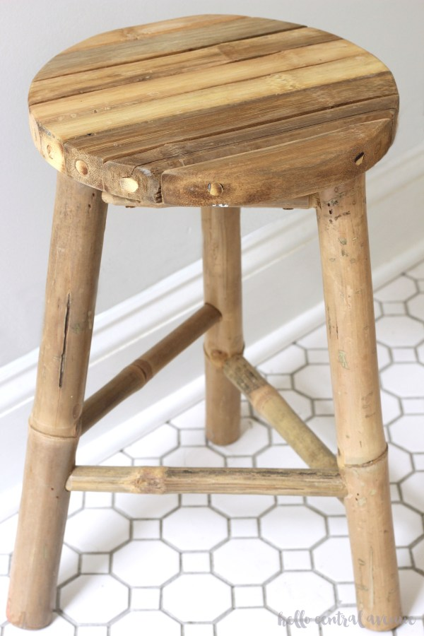 Cool Serena Lily Knock Off Dip Dyed Wooden Stool Hello Caraccident5 Cool Chair Designs And Ideas Caraccident5Info
