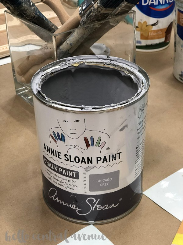 The best chalk paint for painting furniture and other DIY projects is easy to use, has no smell, and involves no prep-work! I'm sharing my experience!