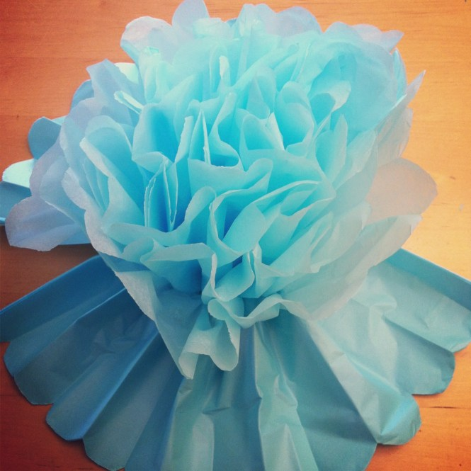 View In Gallery Paper Party Decoration F Wonderful Diy For