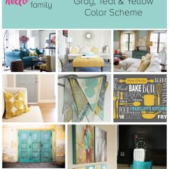 Teal Decorating Ideas For Living Room Catalog Gray And Yellow Color Scheme Decor Inspiration Design