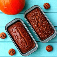 """I want to try making these. I love how they give you all the skills to cook/bake from scratch and make it easy! """"Better than Starbucks"""" may have been used to describe this bread by our friends. ;) The best Gluten Free Pumpkin Bread Recipe EVER! Moist and delicious! (also makes great Mini Pumpkin Muffins!)"""