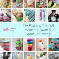 27+ Projects That Will Make You Want To Learn To Crochet