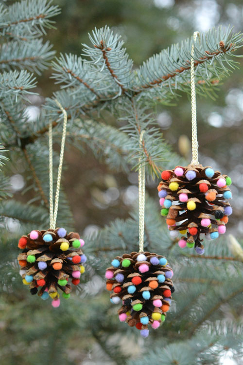 Christmas Craft Ornaments For Kids