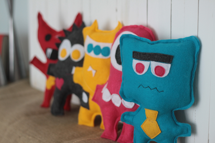 27 Adorable Free Sewing Patterns for Stuffies Plushies