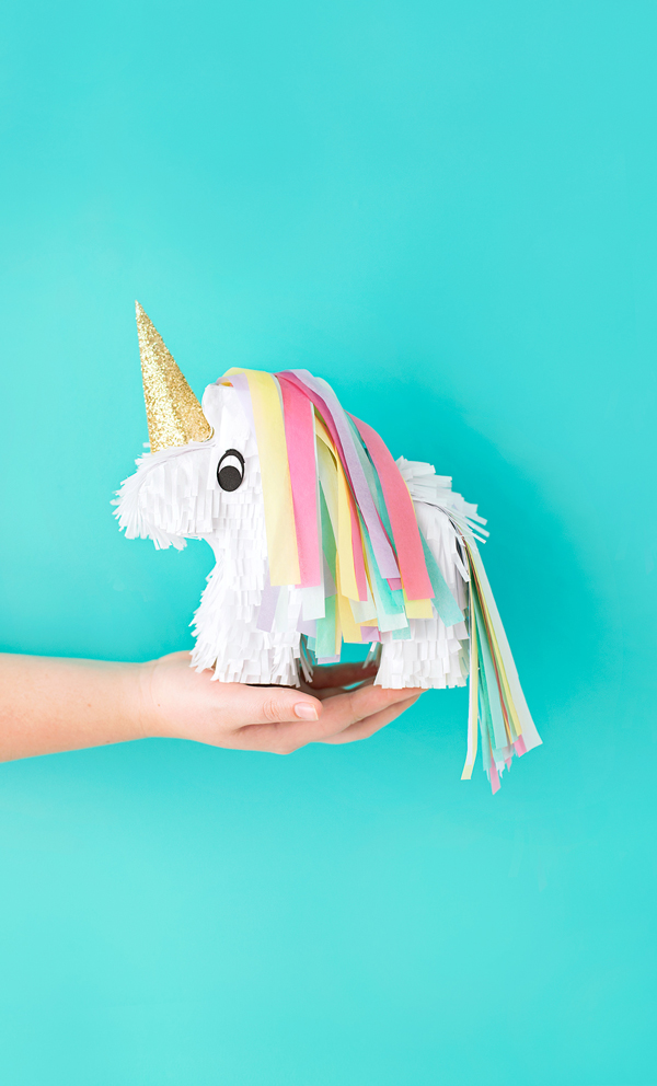 75 Magically Inspiring Unicorn Crafts DIYs Foods And