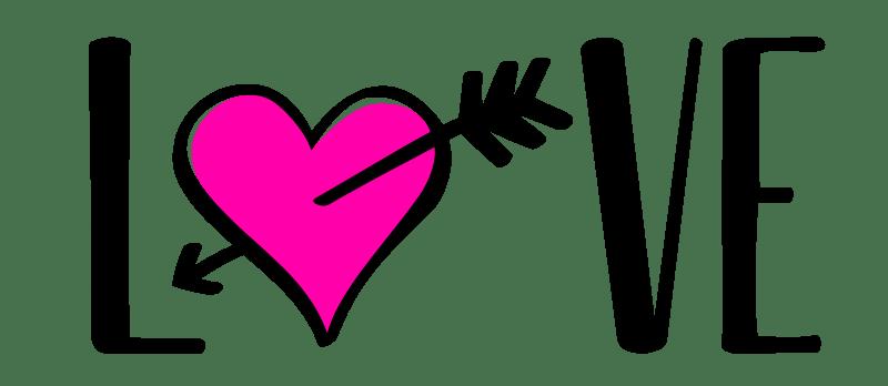Download Free Love SVG File Perfect For Valentine's Day - Hello ...