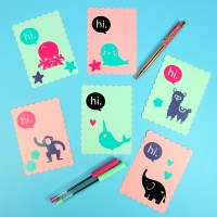 Cricut Hello Cards Perfect For Kids To Make