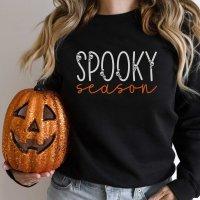 Free Spooky Season Halloween SVG Cut File