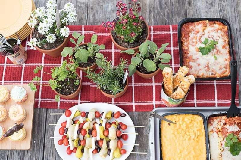 My dream dinner party
