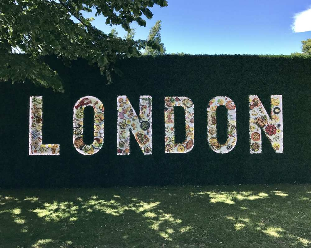 A Foodies Day in London