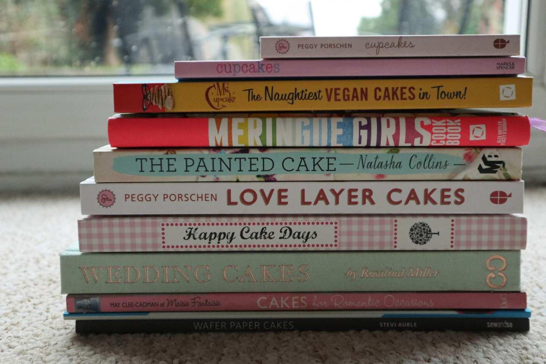 My Top Ten Favourite Baking Books