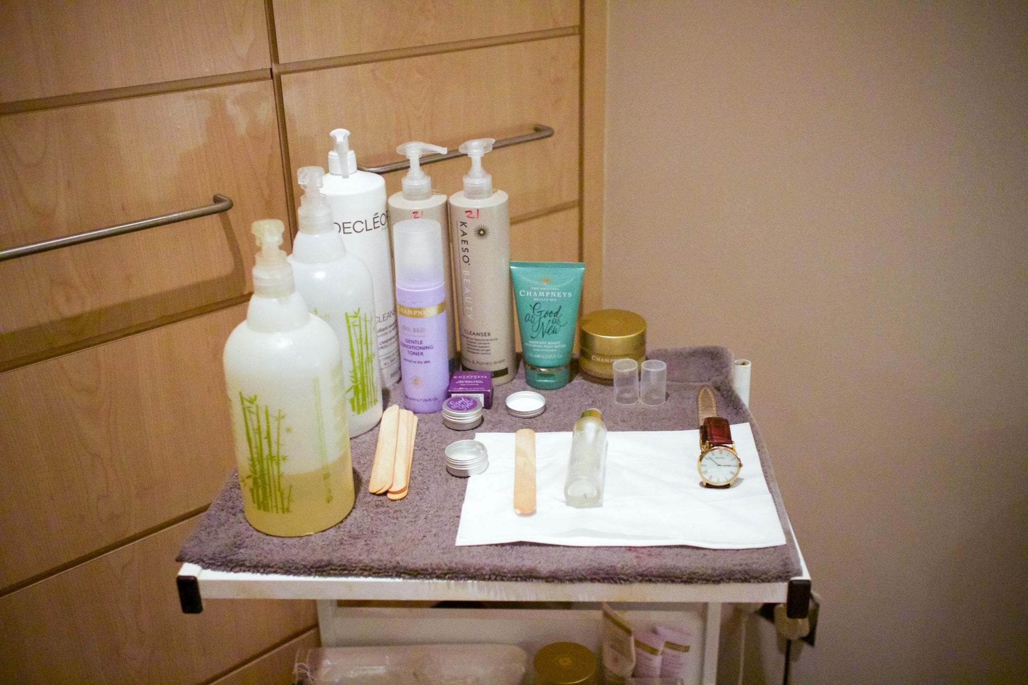 Luxury Spa Day at Champneys Tring