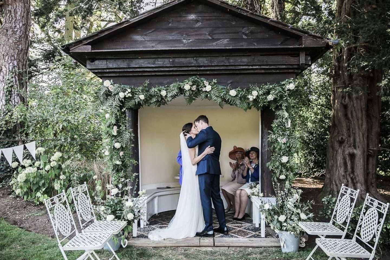 Wedding Cakes at Wasing Park, Berkshire