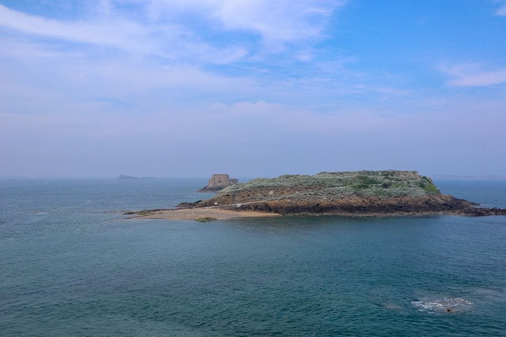 12 Hours in Saint Malo, France