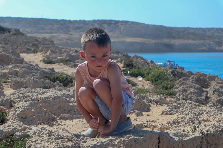 Exploring in Protaras, Cyprus