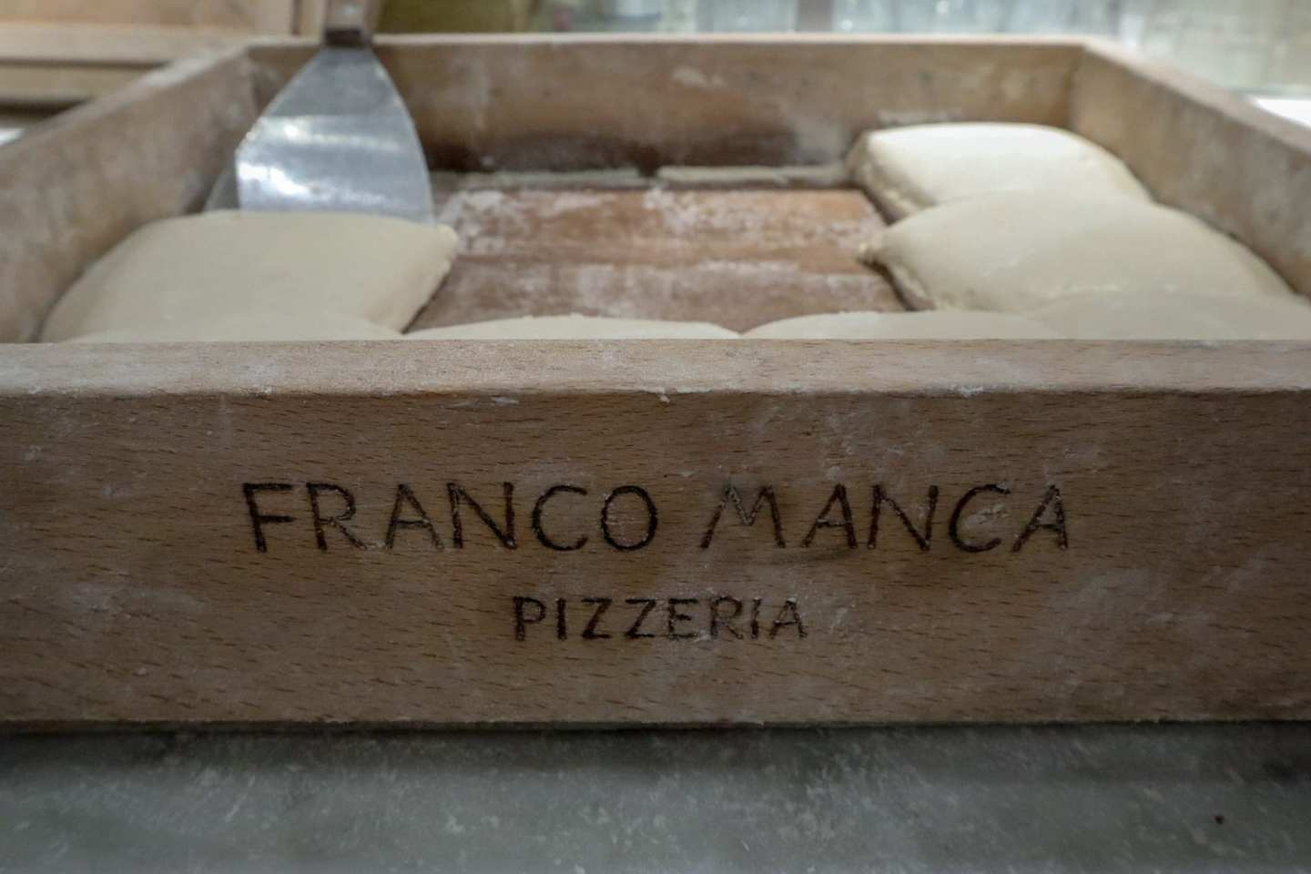 pizza class at franco manca
