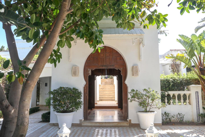 Teaching in Tangier - Day 1