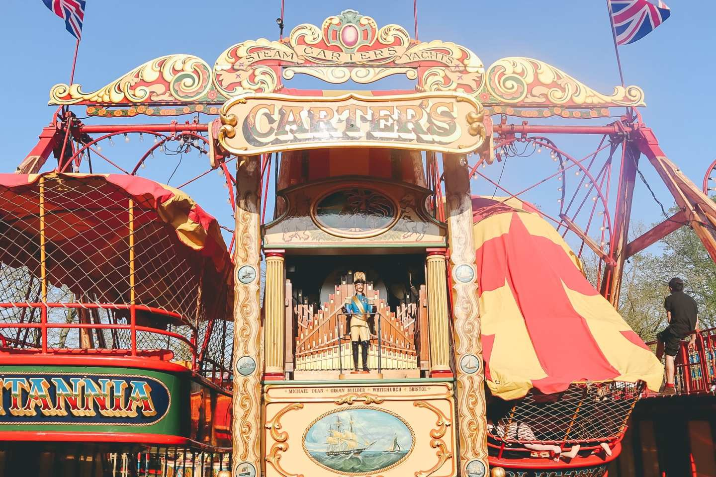 Ad Carters Steam Fair Review