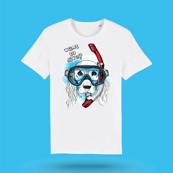 tricou-alb-barbati-inotator