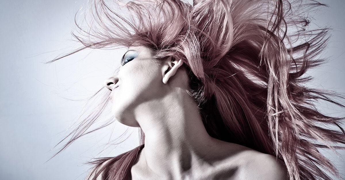girl with-red-long-hair