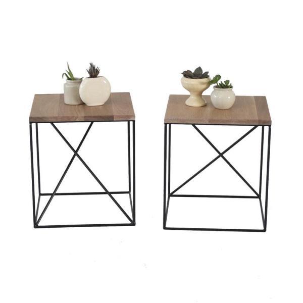 Children's Furniture Geometric Side Table.
