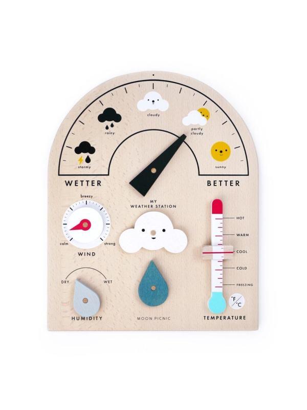 Children's Toy Weather Station