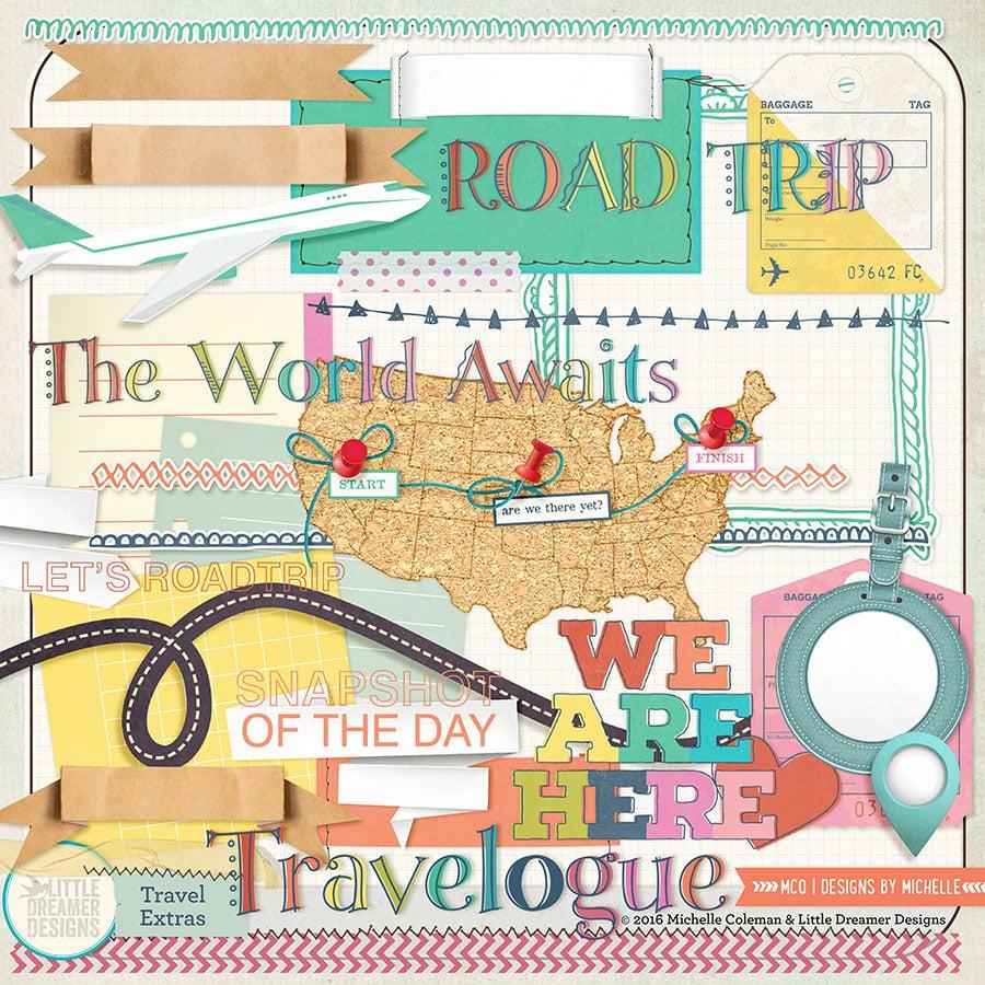 Travelogue Hello Dreamer