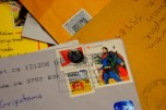 Nice stamp from Canada; Superman! :D