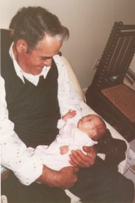 Avô and baby me!