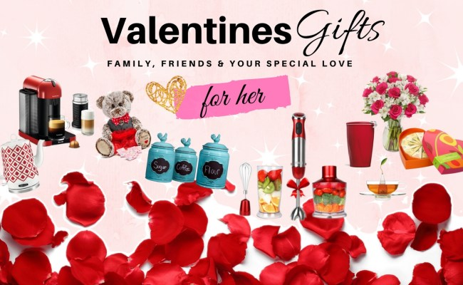 Valentine S Day Gift Ideas For Her Girlfriend Wife