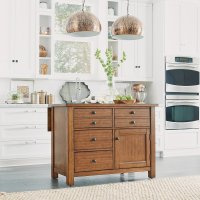 2018 Top 10 Best Kitchen Islands, Carts, Centers & Utility ...