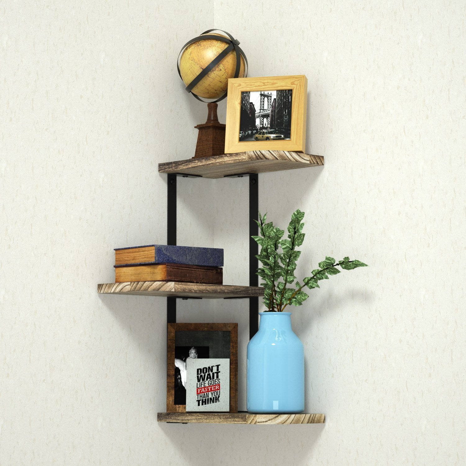 kitchen wall shelving cabints best shelves top 10 mounted storage