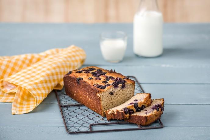 banana bread-gluten free-potluck recipes-HelloFresh