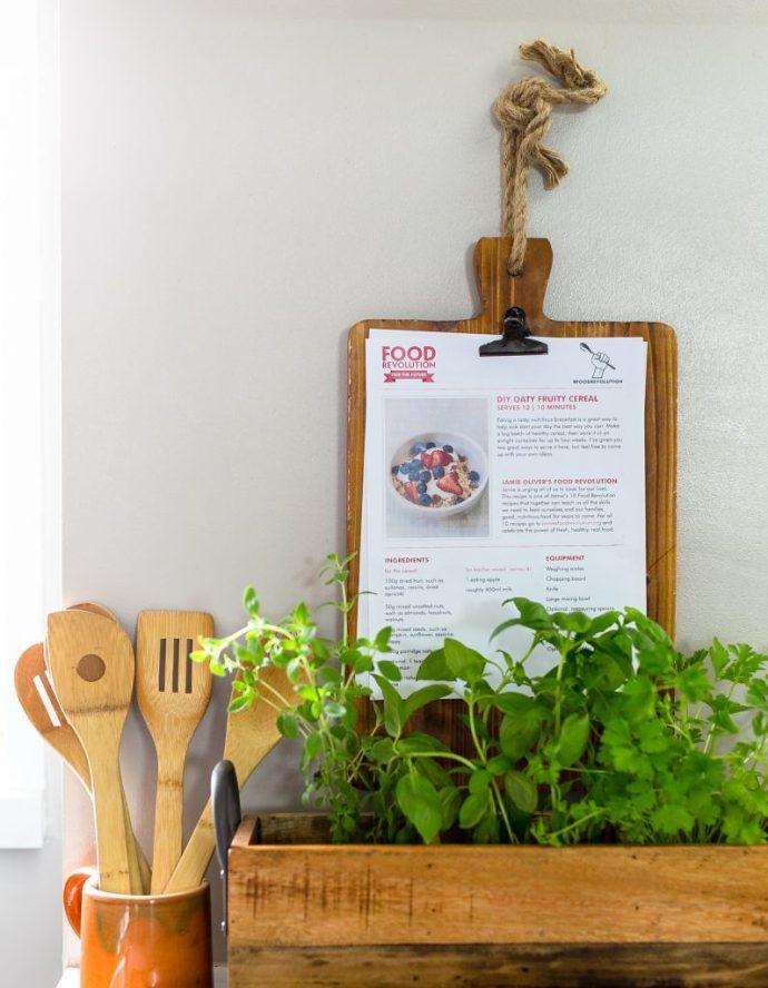 Food Revolution Jamie Oliver Breakfast Recipe