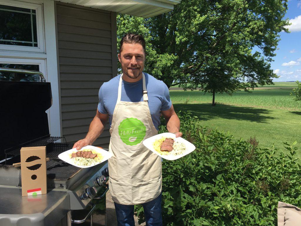 home cooking-Chris Soules-bachelor-HelloFresh