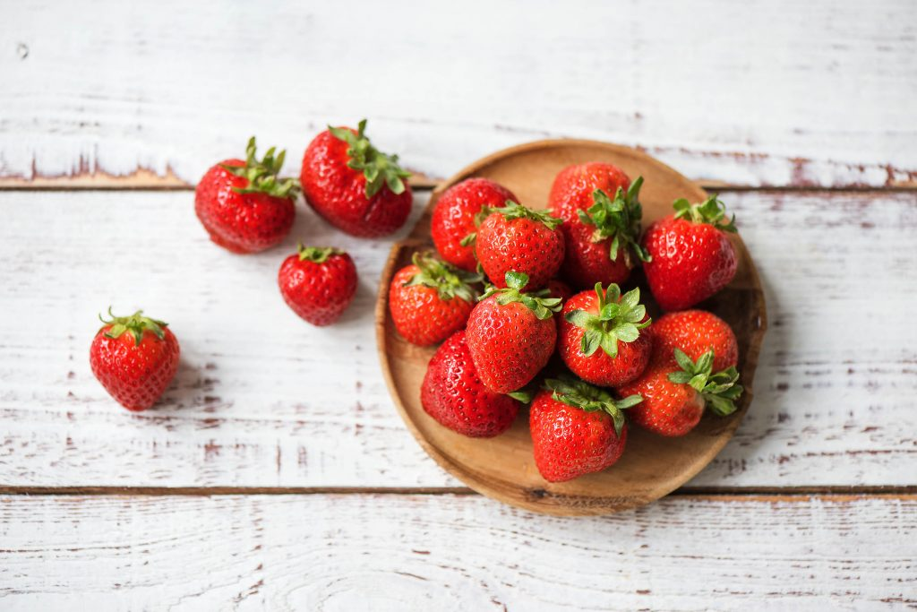 strawberry-chia pudding recipe-HelloFresh