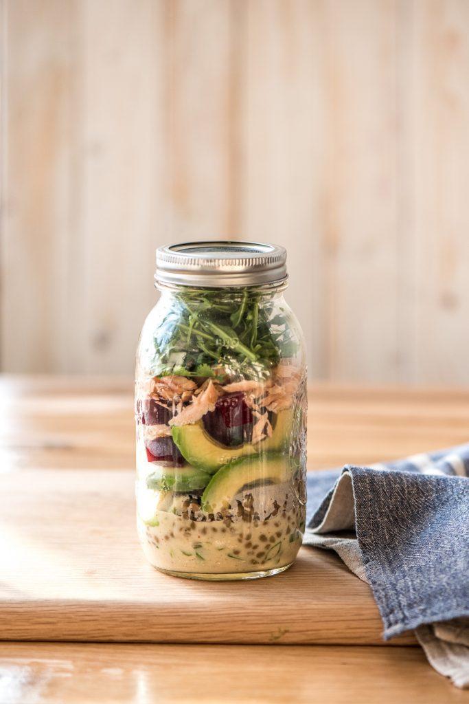 picnic menu-mason-jar-salad-HelloFresh