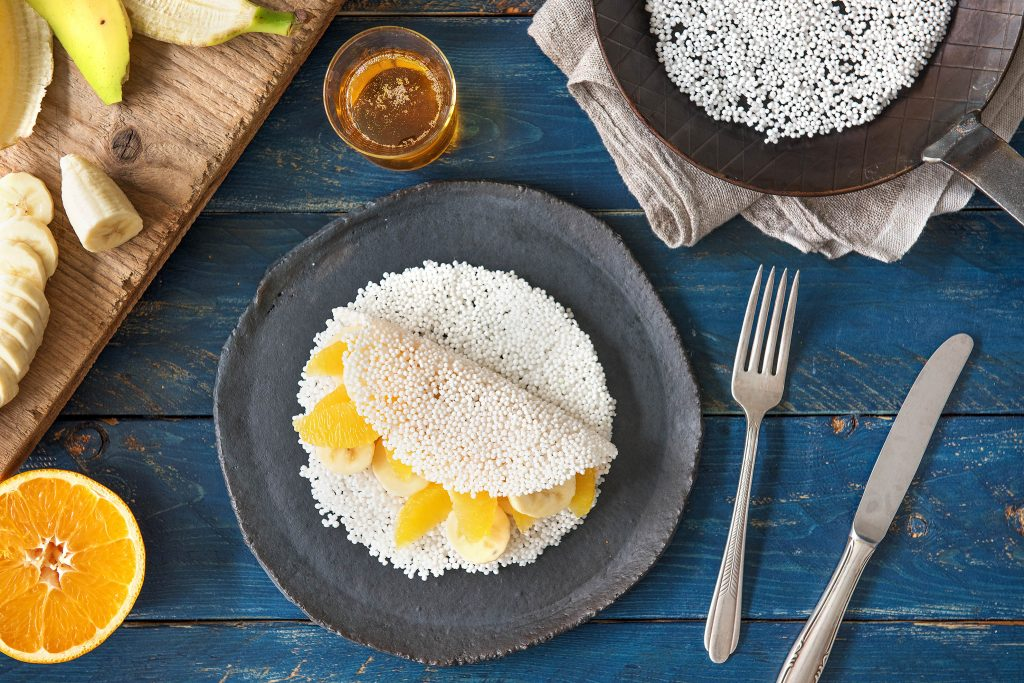 tapioca flour-pancakes-crepes-sweet-recipe-HelloFresh