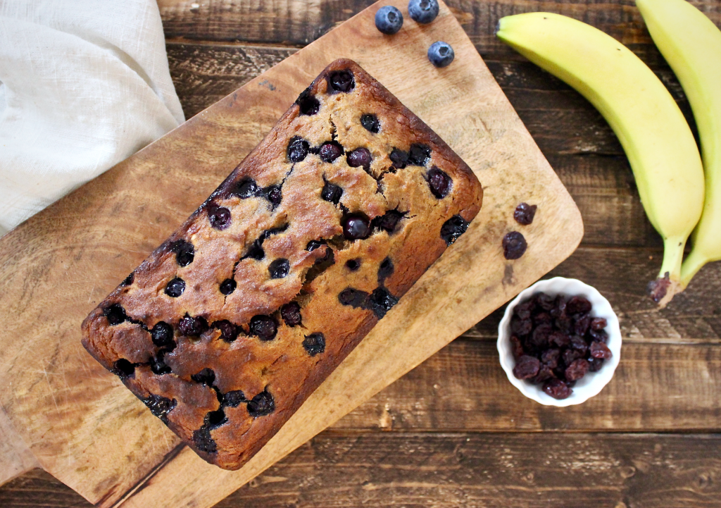 healthy lunch ideas for kids-adults-gluten-free-banana-bread-HelloFresh