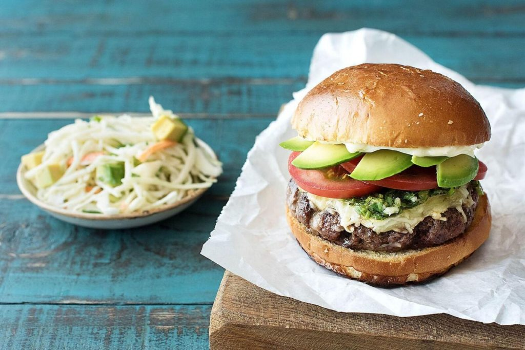 best burgers-chimichurri-HelloFresh