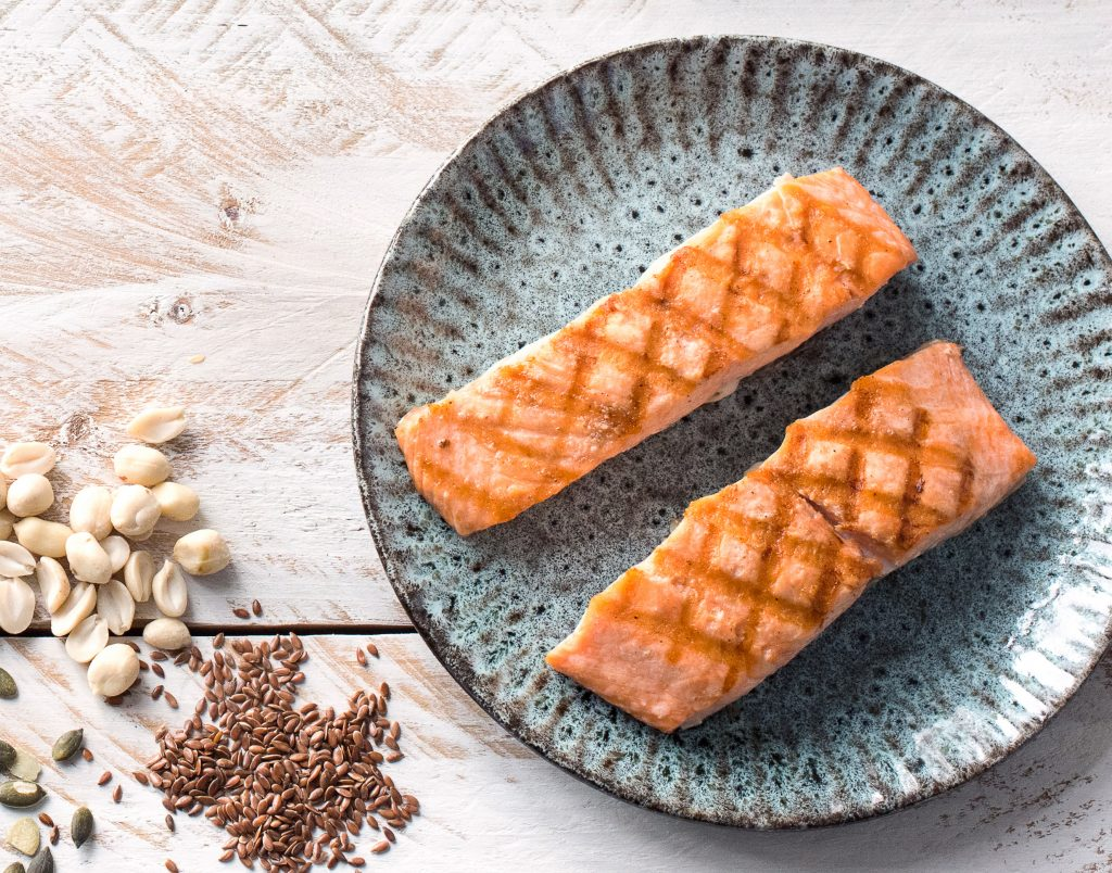 brain foods-salmon-HelloFresh