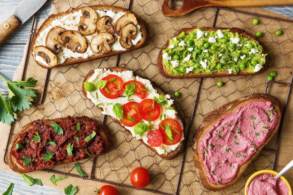 toast toppings-HelloFresh