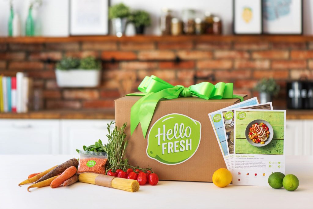 HelloFresh Holiday Gift Guide | The Fresh Times