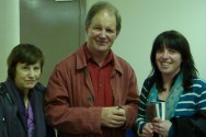 We met Michael last year when he did a talk at Leeds Town hall
