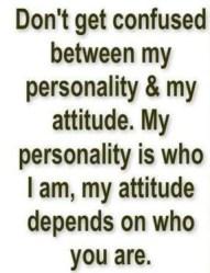 personality-attitude
