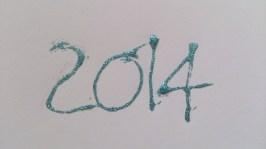 Glitter glue pen!
