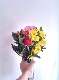 Flowers for my Valentine