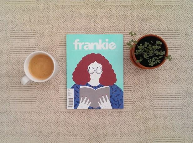reading Frankie