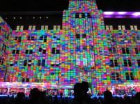 Mechanised Colour Assemblage, at Vivid Sydney